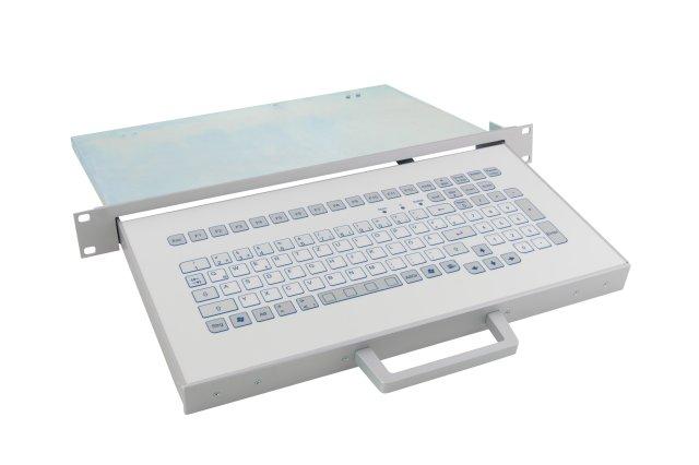 Innbygning tastaturer, folie Brunvoll Mar El